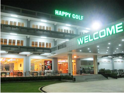 Sân Tập Happy Golf