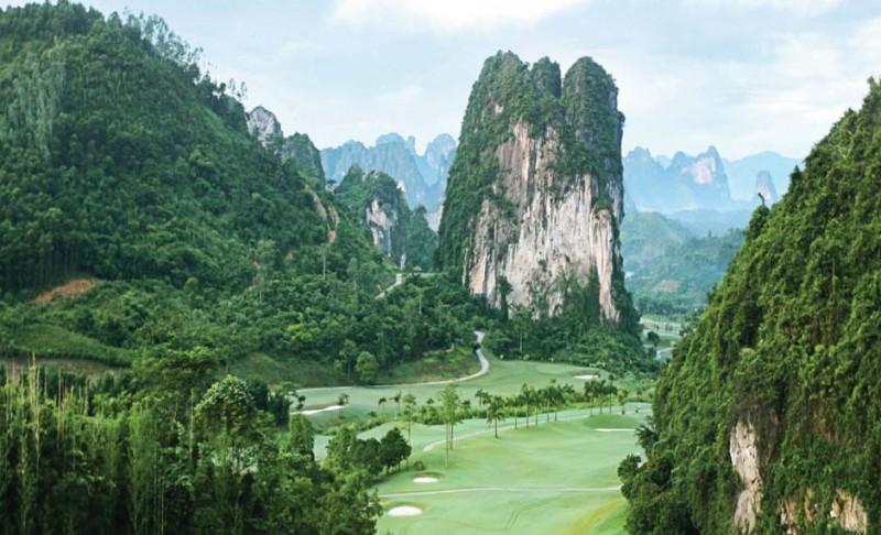 Bảng Giá Sân Gôn (Golf) Phượng Hoàng Phoenix Golf Resort Tại Hoà Bình