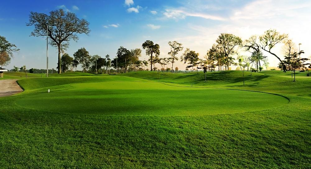 Cách đặt sân (gôn) golf