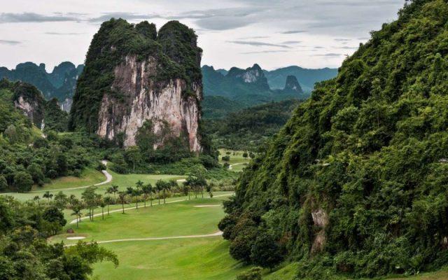 Đặt Sân Gôn (Golf) Phượng Hoàng Phoenix Golf Resort Tại Hoà Bình
