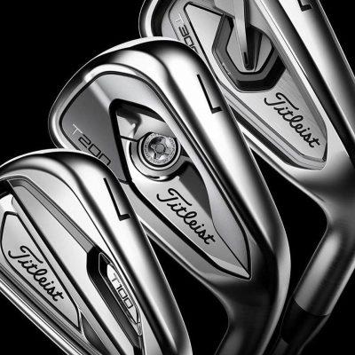 Gậy Gôn (Golf) Sắt (Iron) Titleist T-Series (T100 T200 T300) - Thiết Kế Mới Nổi Bật