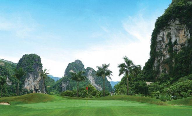 Sân Gôn (Golf) Phượng Hoàng Phoenix Golf Resort Tại Hoà Bình