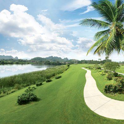 Sân Sông Giá Golf Resort Tại Hải Phòng
