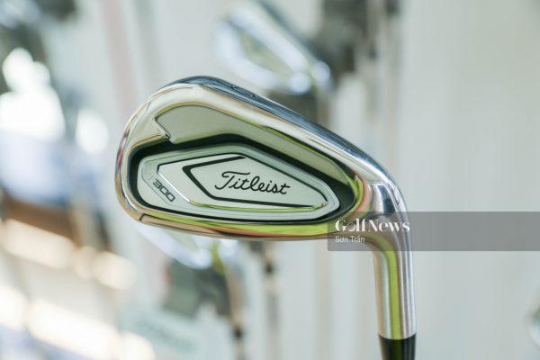 Titleist giới thiệu dòng gậy hybrid TS2 TS3 và gậy sắt T100 T200 T300 mới đến golfer Việt