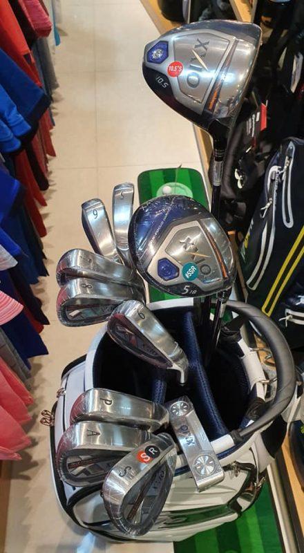 Bộ Gậy Gôn (Golf) XXIO MP1000 14 Gậy Kèm Túi Gậy Golf