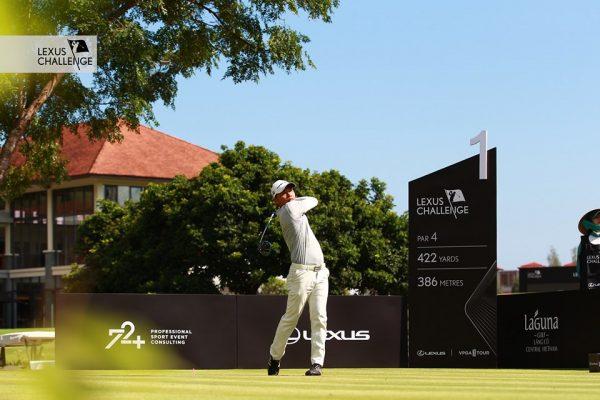 Golfer (Huấn Luyện Viên) Tăng Nhơn Phú Ghi 2 Cú Eagle Tại Giải Lexus Challenge 2019