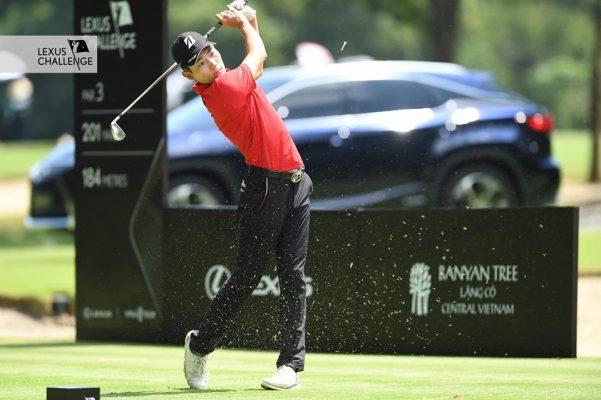 Hole In One Đầu Tiên Của Giải Golf Lexus Challenge 2019