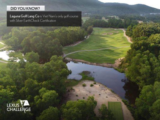 Lexus Challenge 2019 và câu chuyện phát triển nghành golf Việt Nam bền vững