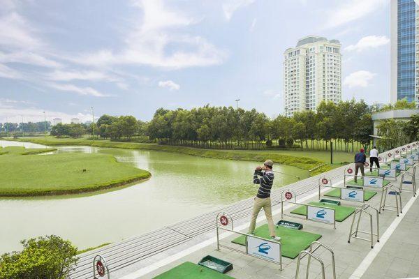 Sân Tập Gôn Ciputra Golf & Fitness Club Tại Hà Nội