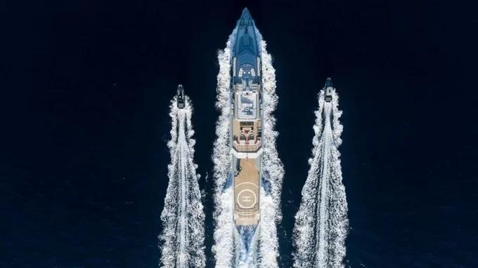 Siêu du thuyền đổ về triển lãm của giới nhà giàu 2019