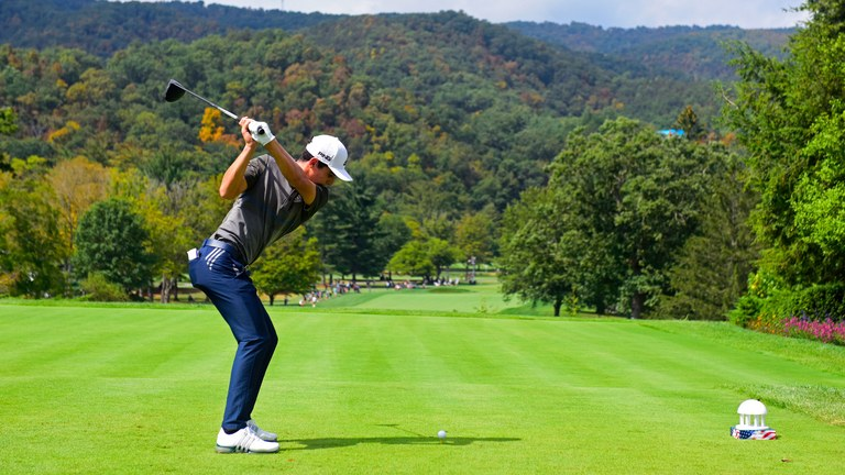 Thơ về chơi (đánh) golf