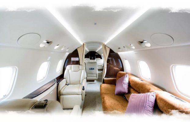 Vietstar Airlines ra mắt dịch vụ máy bay phản lực thương gia VIP đầu tiên