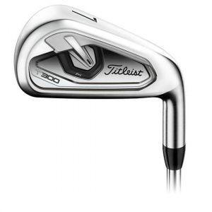 Bộ Gậy Gôn (Golf) Sắt (Iron) Titleist T300 ( Gồm 5 Gậy Sắt 5-W )