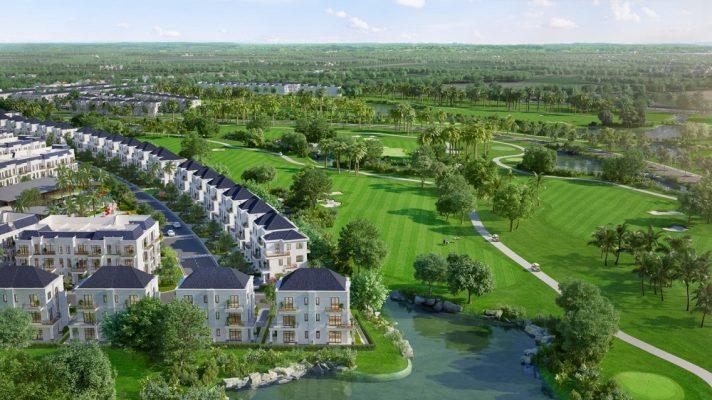 Câu chuyện của dự án siêu biệt thự West Lakes Golf & Villas Tại Long An