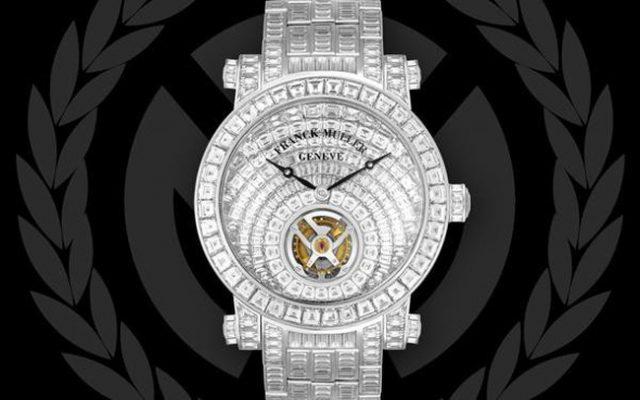 Đồng Hồ Franck Muller Tourbillon Invisible Set Baguette Diamonds trị giá 30 tỷ đồng