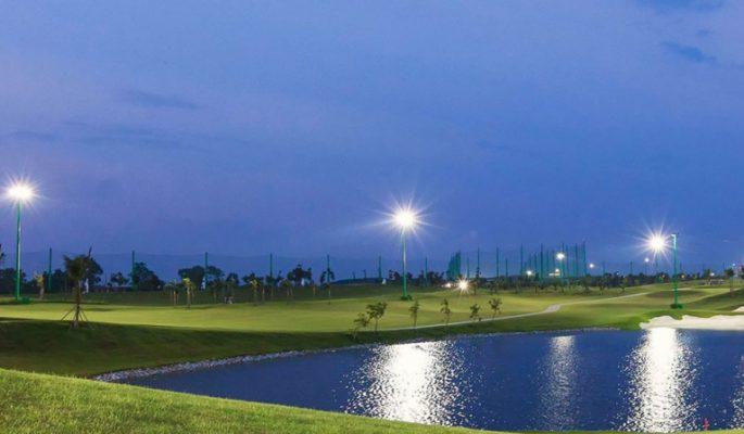 Sân Golf Long Biên Ở Hà Nội