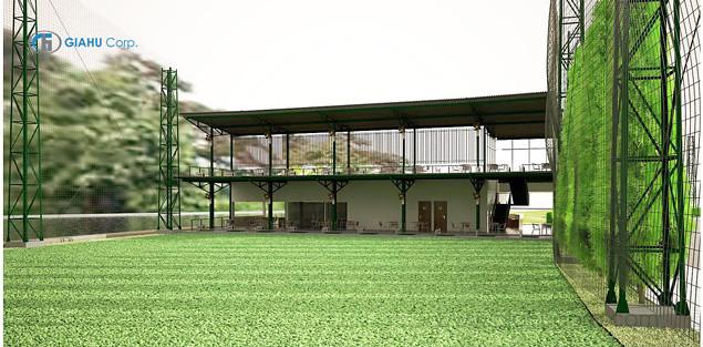 Sân Tập Golf Trần Thái - Phước Kiển Nhà Bè Ở TPHCM
