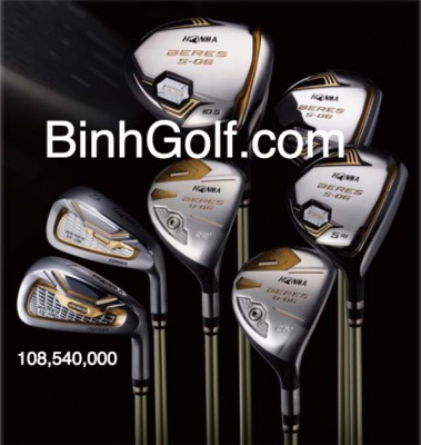 Giá Bộ Gậy Golf Honma 2 Sao