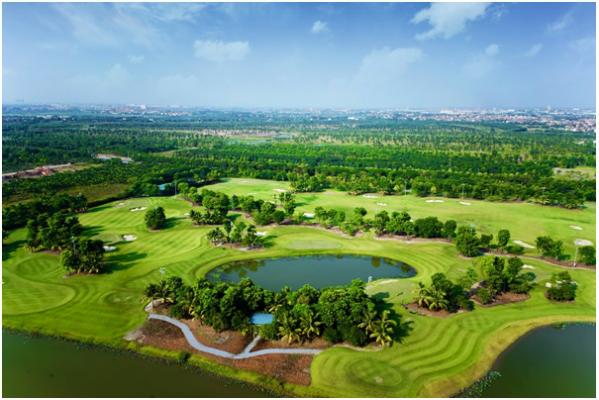 Học viện golf The Els Performance Golf Academy (EPGA) tại Ecopark nhận giải quốc tế