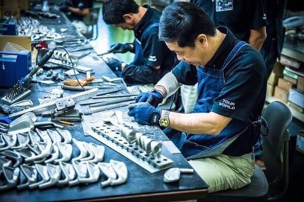 Những điều cần biết về thương hiệu Honma Nhật Bản tại BinhGolf