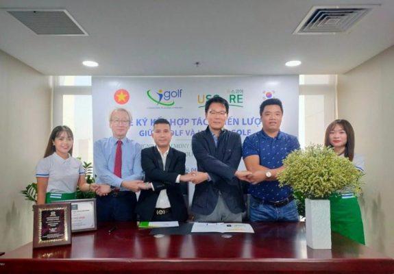 iGOLF và cú bắt tay hợp tác đưa công nghệ điều hành sân golf quốc tế đến Việt Nam