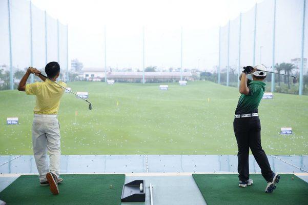Sân Tập Golf Tân Sơn Nhất - Tan Son Nhat Golf Course Tại TPHCM