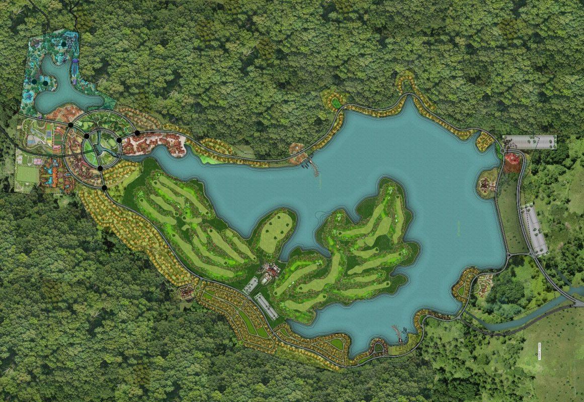 Bảng Giá Sân Gôn Thanh Lanh Valley - Serena Valley Golf & Resort Tại Vĩnh Phúc