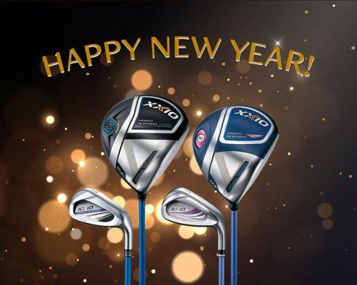 Bộ Gậy Golf XXIO MP1100 (XXIO11) Cho Nữ (Laddies) Mới Ra Mắt Trong Năm 2020