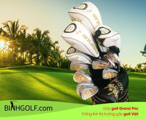 Bộ gậy gôn (golf) Grand Prix chính hãng của Nhật có giá loại tầm trung không?
