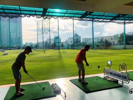 Chi phí xây dựng sân tập golf & diện tích sân tập golf khoảng bao nhiêu?