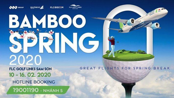 Giải Golf Bamboo Airway Chào Năm Mới 2020