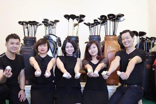 Thảo Golf - Siêu Thị Gậy Golf Nhật (Honma, XXIO, Katana, Maruman, Mizuno, Onoff, Ryoma, Ping, S-yard..)