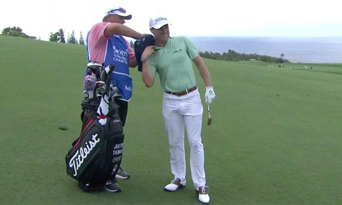 Thời tiết gây khó các golfer ở PGA Tour đầu tiên năm 2020