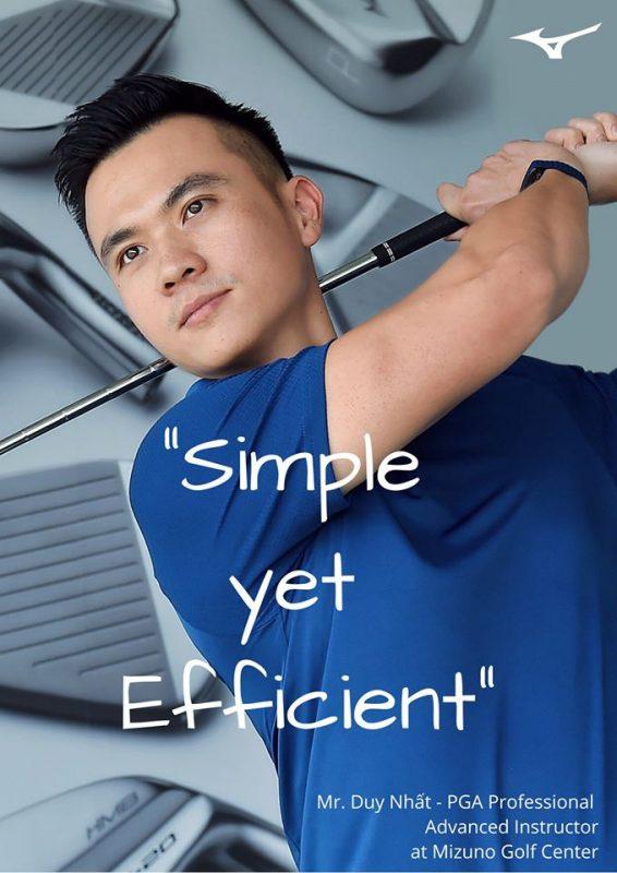 Tìm Hiểu Về Golfer (Huấn Luyện Viên) Trần Lê Duy Nhất