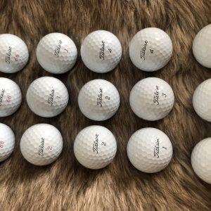Bóng Gôn (Golf) Cũ Titleist Pro V1