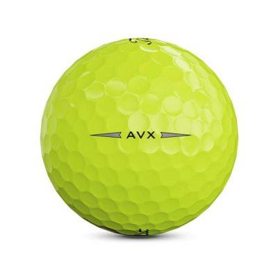 Bóng Gôn (Golf) Titleist AVX Vàng Dạ Quang Mới Nhất Năm 2020