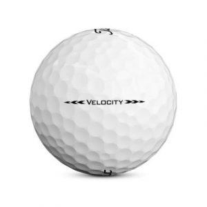 Bóng Gôn (Golf) Titleist VELOCITY Màu Trắng