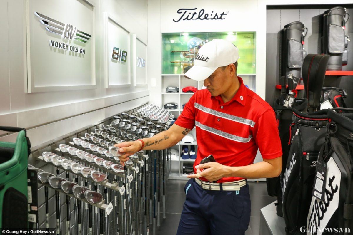 Cửa Hàng (Concept Store) Đầu Tiên Của Titleist Gôn (Golf) Tại Việt Nam