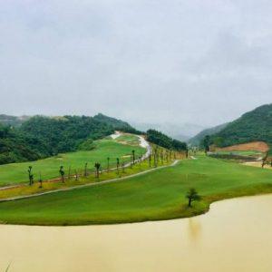 Đặt Sân (Booking) Sân Gôn Geleximco Hòa Bình - Hilltop Valley Golf Club