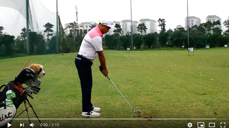 Tự học chơi Golf từ A đến Z - Bài 1: Cách Cầm Gậy Golf - Huấn Luyện Viên (Golfer) Lê Hữu Giang