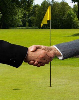 Vì sao những nguyên tắc thành công của môn thể thao golf lại có thể áp dụng trong kinh doanh?