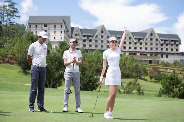 Bảng Giá Sân Golf SAM TUYỀN LÂM GOLF CLUB Đà Lạt