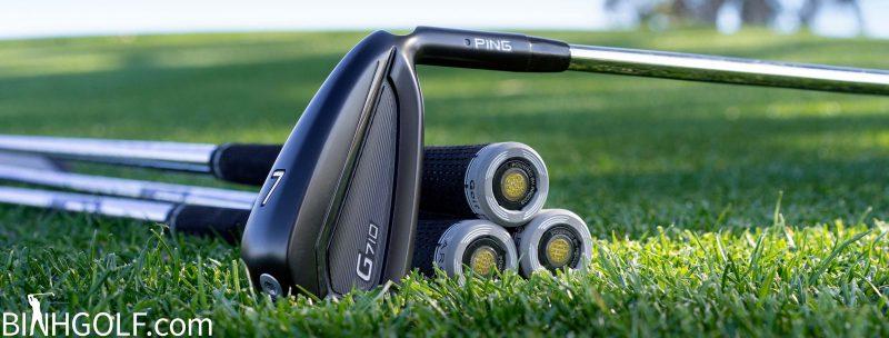 Đánh Giá (Review) - Bộ Gậy Gôn (Golf) Sắt (Iron) Ping G710 Có Gì Mới? Giá Gậy Sắt Ping G710 Bao Nhiêu Tiền?