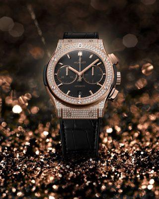 Đồng hồ HUBLOT Classic Fusion chính hãng năm 2020 giá bao nhiêu?