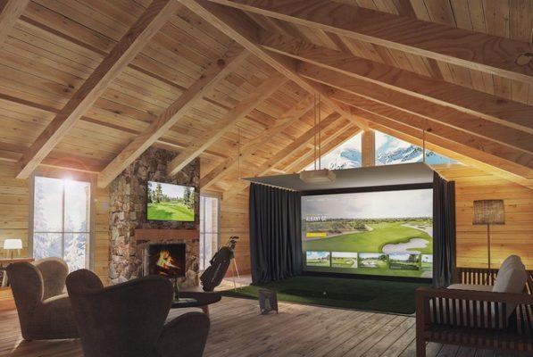 Kích thước phòng tập golf 3D trong nhà là bao nhiêu? Giá phòng tập golf 3d khoảng bao nhiêu?