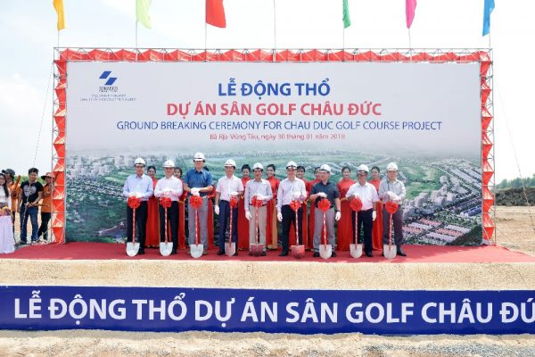 Sân Golf Sonadezi Châu Đức Ở Bà Rịa Vũng Tàu (Chau Duc Golf Course)