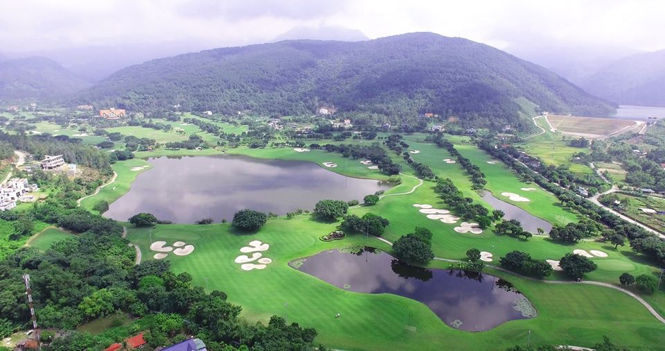 Sân Gôn Tam Đảo Golf & Resort Ở Vĩnh Phúc