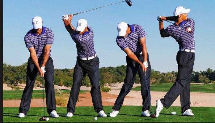 Tự học chơi Golf Online cơ bản từ A đến Z - Bài 6 Tư Thế Backswing - Hướng Dẫn Sửa Lỗi Khi Thự Hiện Backswing