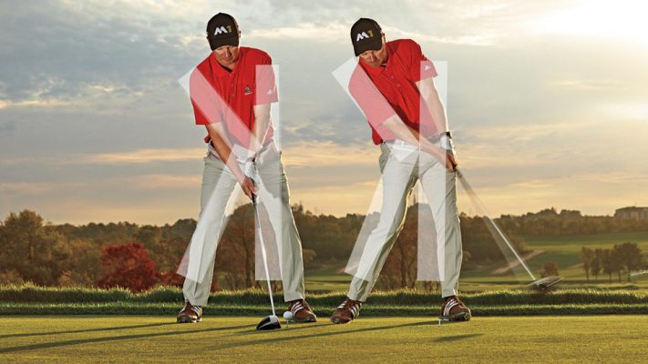 Tự học chơi Golf Online từ A đến Z Bài 4: Tư Thế Set Up Cơ Bản Trong Golf - Tư Thế Set Up Chữ K
