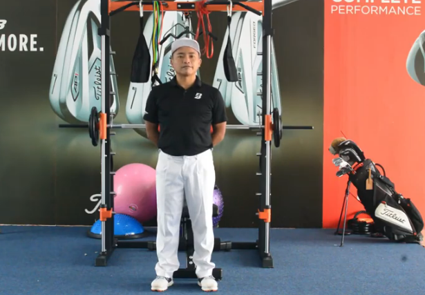 Tự học chơi Golf từ A đến Z - Bài 2: Khởi động Khi Chơi Golf I Huấn Luyện Viên Lê Hữu Giang